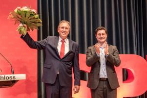 Jürgen Herzing und Manuel Michniok