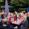 SPD Mitglieder auf der Quetschekuchekerb in Schweinheim 2017